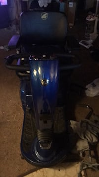 Electric Scooter and automobile lift that is included in the asking price of 1200.00. Lift is less than 1 Year old Scooter used very little do to my numerous hospitalization Saint Johns, 48879