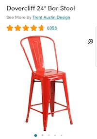 Wayfair Barstool (Pair) 47 km