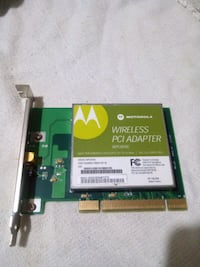 Motorola Wıreless PCI ADAPTER