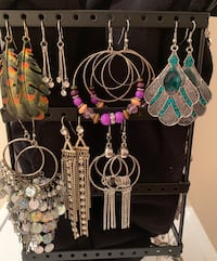 Lots of earrings Oakville, L6L 4X3