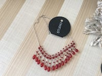 BRAND NEW NECKLACE PERFECT GIFT AVAILABLE IN RED 771 km
