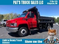 2005 Chevrolet C4500 Regular Cab 2WD DURAMAX DIESEL DUMP ONLY 65K MILES KINGSTON