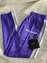 Palm Angel Pants/Purple Yonkers, 10710