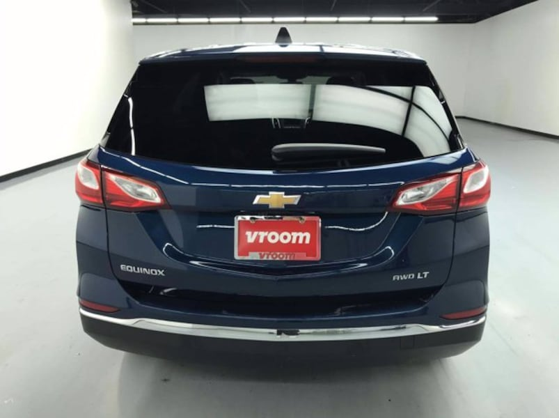 2019 Chevy Chevrolet Equinox Pacific Blue Metallic hatchback 6