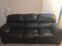 Leather sofa Virginia Beach, 23454