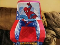 Toddler Spiderman Chair Toronto, M1E 3T3