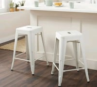 white wooden table with two chairs Fairfield, 94533