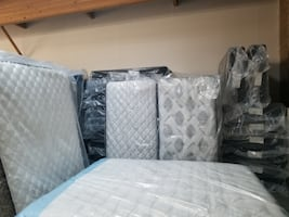 Brand New Mattress Sets! Take one home today for $50 now