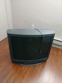 CRT TV with original remote Laval, H7P 3Z1