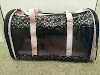 Whisker City soft sided pet carrier