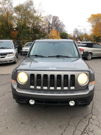2012 Jeep Patriot Laval