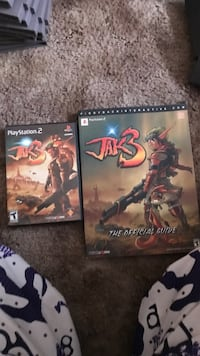 Jak and daxter 3 with official strategy guide Federal Way, 98003