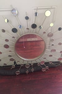 Bebe decorative mirror