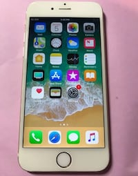 IPhone 6 Unlocked For Any Carrier 64 GB 2337 mi