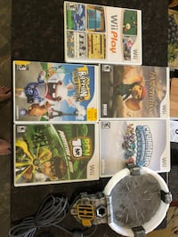 Wii Games in excellent condition