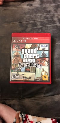 Grand theft auto San Andreas Stephens City, 22655