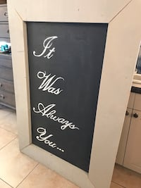 """Huge Sign """"It Was Always You"""" ... Perfect For Wedding Scottsdale, 85255"""