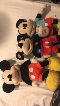 Mickey and Minnie Mouse plush toys Indio, 92201