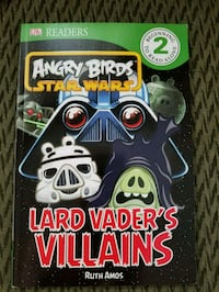 Angry Birds Star Wars reading level 2 Netcong, 07857