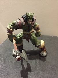 World of Warcraft - Orc Grunt - Action Figure
