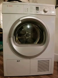 BOSCH VENTLESS DRYER North Vancouver