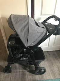 Black and gray Graco Click Connect Stroller Los Angeles, 91405