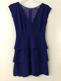 UO Blue Dress New Westminster