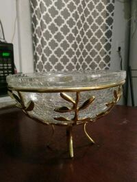 brown wooden framed glass top table Montréal, H4E 1E5