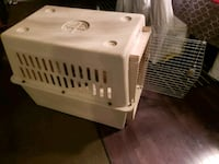 white and gray pet carrier Ajax, L1Z 0H7