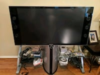 Samsung 50 inch DLP TV with built in stand and extra DLP lamp The Colony, 75056