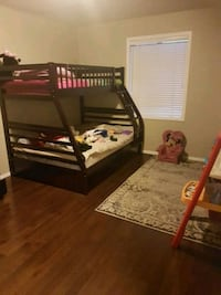 Bunk bed..twin over full bed Calgary, T2N 4J8