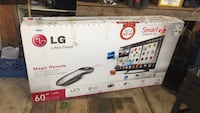 """60"""" lg smart led tv upgraded my tv size and this one needs to go Coquitlam, V3B 2V7"""