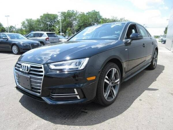 2017 Audi A4 Lease Offer