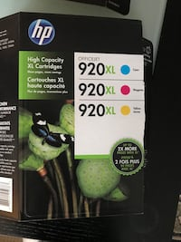 HP Color Ink (Brand New)