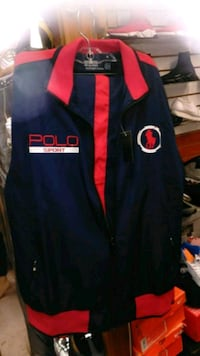 Polo sport jumpsuit brand new large and xl 869 mi