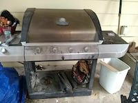 Moving must sell propane grill now or never