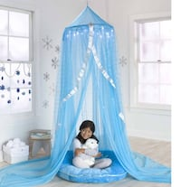 Snowflake Bowery / canopy and pillow Addison, 75001