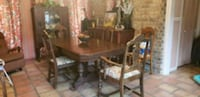 Antique Dining room set Eunice, 70535