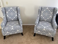 Very gently used wingback chairs. Las Vegas, 89130