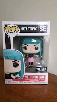Funk POP! Hot Topic Girl Hamilton, L8T 1L3