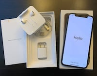 Iphone xs grey 64gb unlocked Vancouver