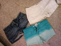 3 pair of Shorts Anderson, 29621