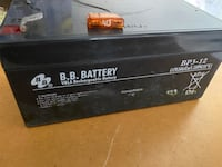 Self propelled lawn mower battery and fuse