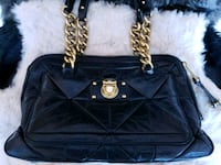 Marc Jacobs Ines Patchwork black leather 2-way bag Vaughan, L4K