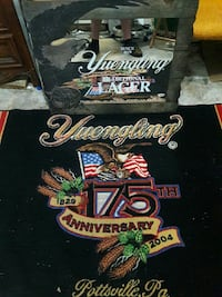 Yuengling mirror and rug Largo, 33771