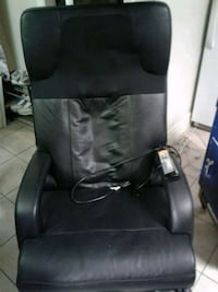 Massage therapy chair (leather) Vancouver, V5W 3M8