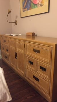 brown wooden dresser with mirror Ottawa, K1C