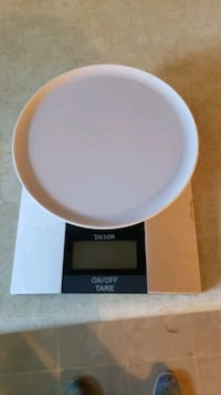 measuring kitchen scale Surrey, V3X 1P3