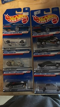 2000 hot wheels first editions Brampton, L6V