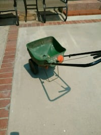 Turf Builder lawn spreader Torrance